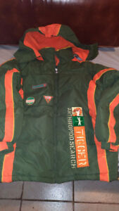 Boys/Kids size 4 to 8 winter jackets