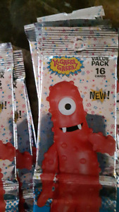 Brand New Yogabba gabba 16 cards in 1 pack , lot