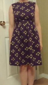 Adorable purple dress - never worn