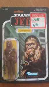 Original vintage star wars Chewbacca