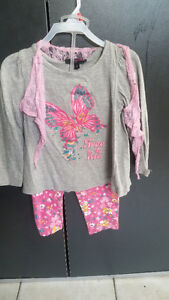 MANY OUTFITS FOR 2-3 YEAR OLD GIRL Dora Hello Kitty... Gatineau Ottawa / Gatineau Area image 4