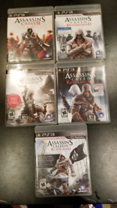Assassins Creed Collection / Set (PS3)
