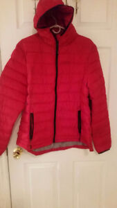 London Fog  Red Jacket