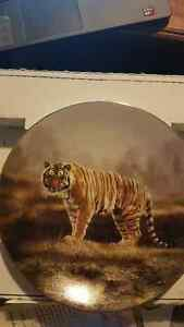 """Royal Bengal"" Most Magnificant Cats W.S George Plate 1991 Kitchener / Waterloo Kitchener Area image 1"