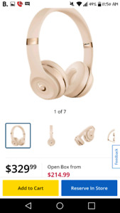 4ce2569bce7 Sealed Beats Solo 3 | Kijiji in Ontario. - Buy, Sell & Save with ...