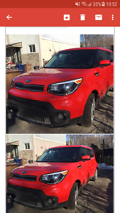 Brand New and Mint Condition Red Kia Soul 2018 for sale!!