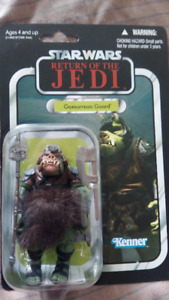 STAR WARS figurine VINTAGE COLLECTION GAMORREAN GUARD VC21