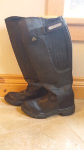 Size 8 Mountain horse winter riding boots