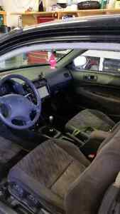 2000 Honda Civic SiR  Trade for jeep or chevy.