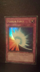 Mirror Force MRD 1ST EDITION Yugioh Cards (Have 5 in Stock)