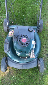 LAWN MOWER AND PARTS