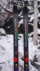 Downhill skis from Dynastar with carry bag (200 cm)