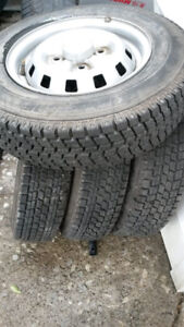 hyundai winter tire and rims
