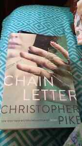 Chain letter by christpher pike