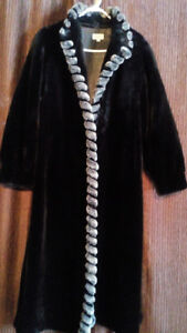 UPSCALE FASHION COAT..for quick sale..made by Moffi Int.