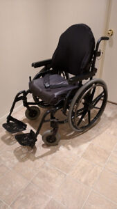 Wheelchair - Sturdy and Safe