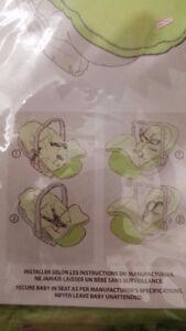 Pochette pour bébé chaude pour siège auto ou poussette
