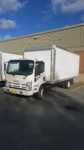 Lease take over or buy out  2011 Isuzu  NQR