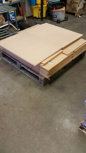 particle board / wood