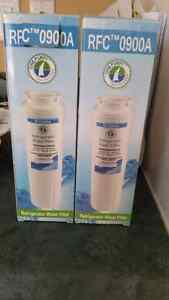 2 Refrigerator Water Filters