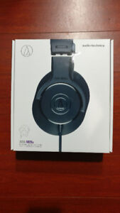 Audio-Technica ATH-M20X Closed Back Studio Headphones (LNIB)