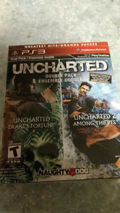 Uncharted double pack