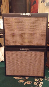 LINE 6 FLEXTONE II PLUS & EXTENSION CABINET