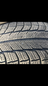 Michelin latitude x-ice 235/55/19