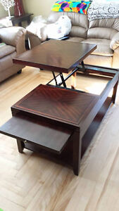 Lift-Top Coffee Table !!!