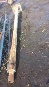 13 1/2 Foot Advertising Sign Post