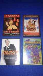 DVDs - English, French, some dubbed in Español Gatineau Ottawa / Gatineau Area image 2