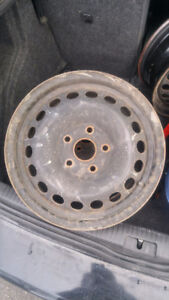 VW Rims (5x112mm) - good for snow tires