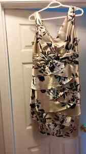 XL dress from Le Chateau