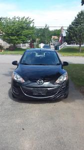 2011 Mazda Mazda2 GX Sedan