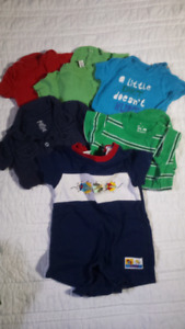 Boys 6 to 12 month clothes