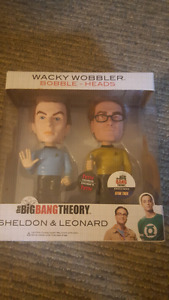 New in box wacky wobbler heads
