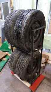 Set of 15inch 4 tires and rims  Kitchener / Waterloo Kitchener Area image 6
