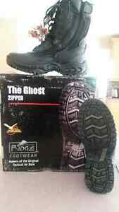 Motorcycle Boots: Ghost
