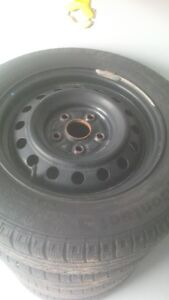 New - Continental Winter tires and Rims Gatineau Ottawa / Gatineau Area image 2