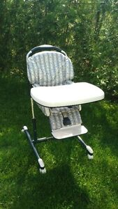 Chaise haute Peg-Pérego