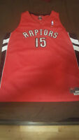 NBA Basketball Vince Carter Toronto Raptors Jersey