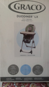 Graco Duodiner High Chair - Brand New