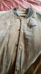 Suede Guess Dress Casual Jacket