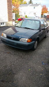 1997 Toyota Tercel ONLY 85000