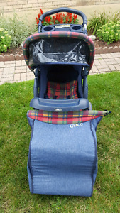 Graco Voyager LX stroller