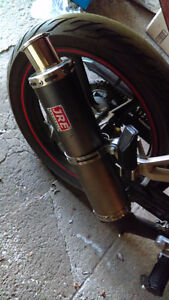 Performance modified CBR 125 R - Excellent condition