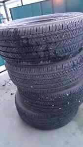 All seasons  tires and Rims