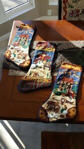Fabric Stockings x 3 Kitchener / Waterloo Kitchener Area image 2