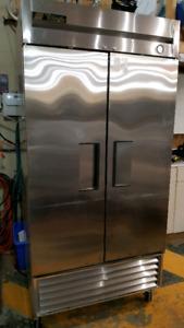 TRUE - 2 door commercial freezer - best offer
