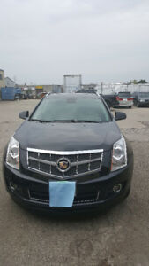 2010 Cadillac SRX Certified & E-Tested